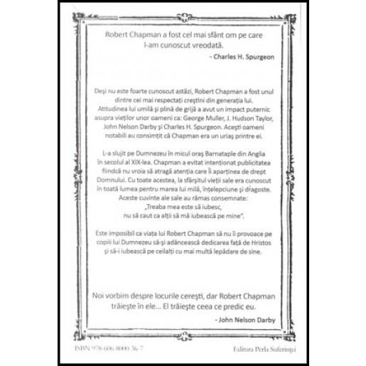 Robert Chapman - apostolul dragostei