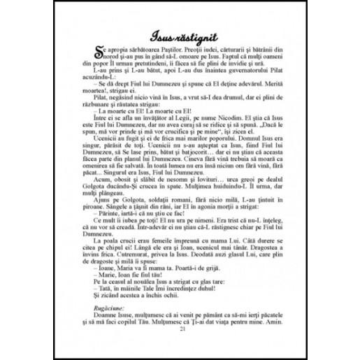 Oameni din Noul Testament - povestiri pentru scolari