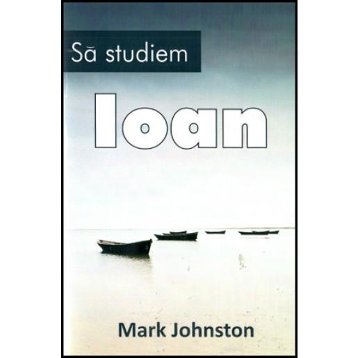 Sa studiem Ioan