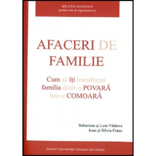 Afaceri de familie