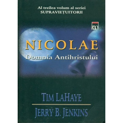Nicolae. Domnia Antihristului. vol.III