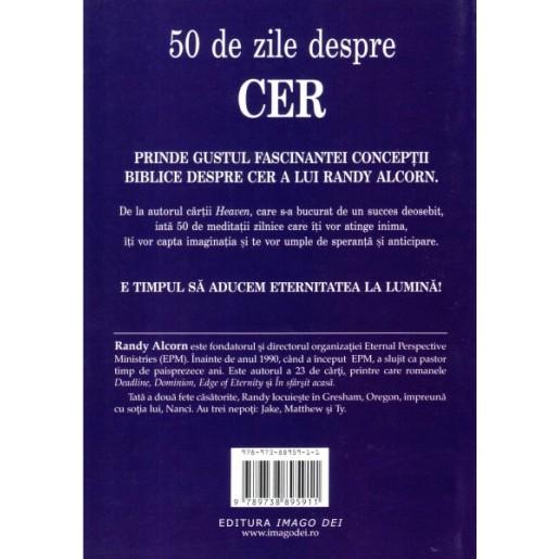 50 de zile despre CER