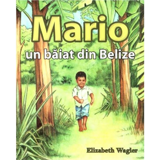 Mario - un baiat din Belize