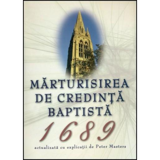 Marturisirea de credinta baptista 1689