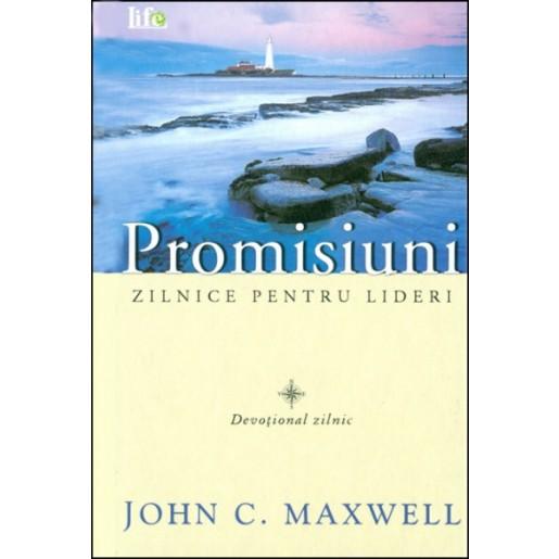 Promisiuni zilnice pentru lideri