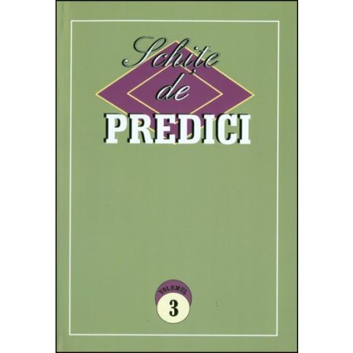 Schite de predici - vol. III