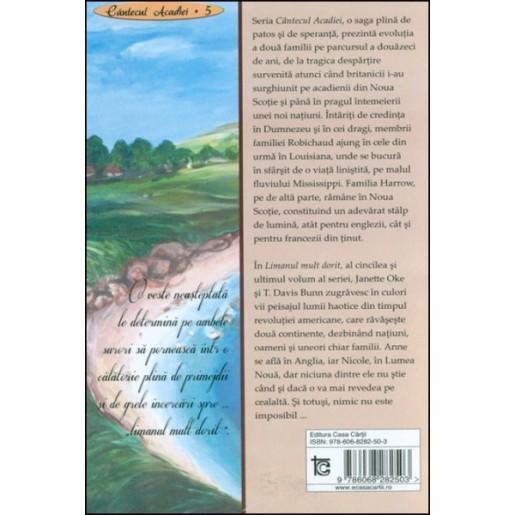 Limanul mult dorit - seria Cantecul Acadiei - vol 5