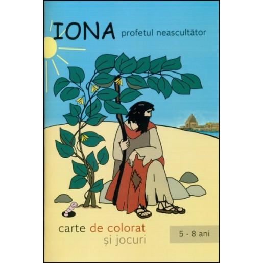 Iona - profetul neascultator