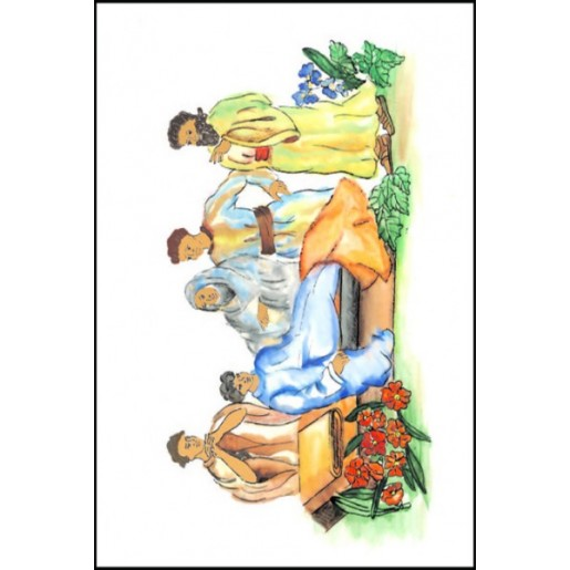 Oameni din Biblie - scolari BILINGVA