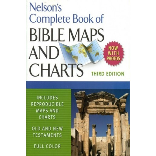 Nelsons Complete Book of Bible maps and charts
