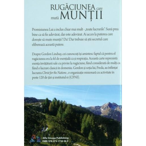 Rugaciunea care muta muntii