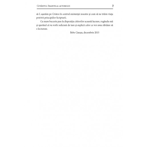 Centralitatea lui Cristos, vol. 1