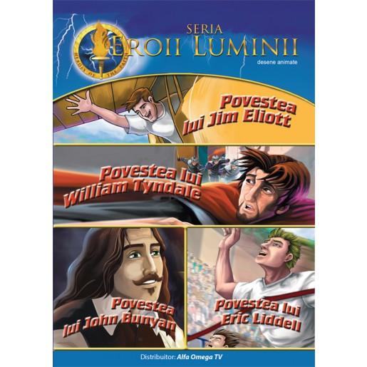 DVD - Eroii luminii vol 1
