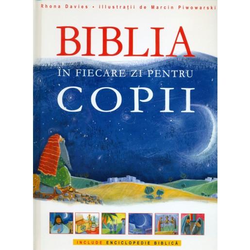 Biblia in fiecare zi pentru copii
