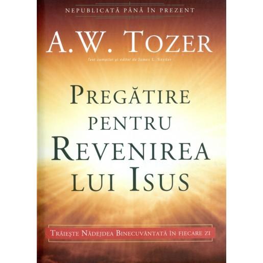 Pregatire pentru revenirea lui Isus