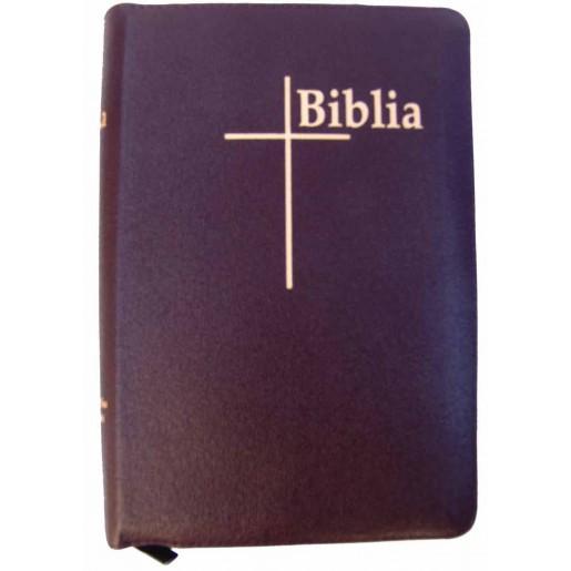 Biblie Thompson medie, cu fermoar