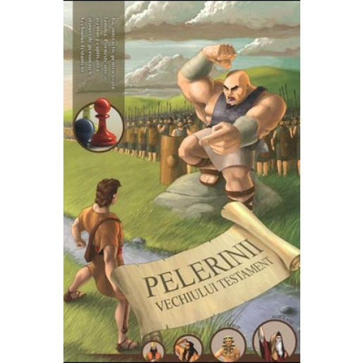 Joc - Pelerinii Vechiului Testament