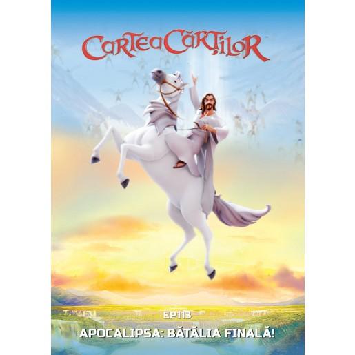 DVD - Cartea Cartilor - 13. Apocalipsa: Bătălia finală!