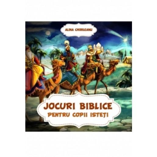 Jocuri biblice pentru copii isteti