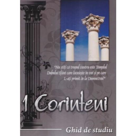 1 Corinteni - ghid de studiu