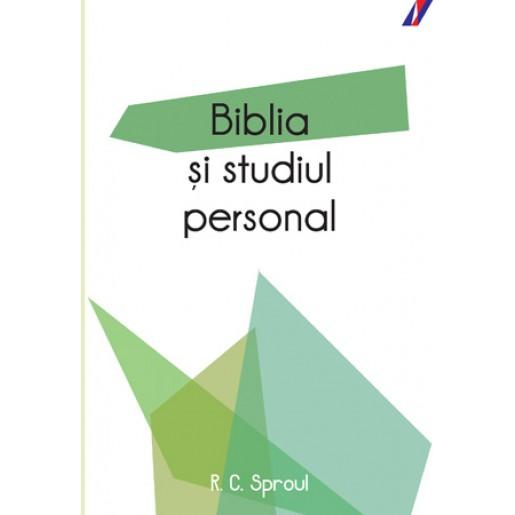 Biblia si studiul personal