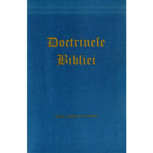Doctrinele Bibliei