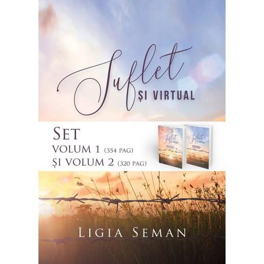 Suflet si virtual, volumul 1 si volumul 2