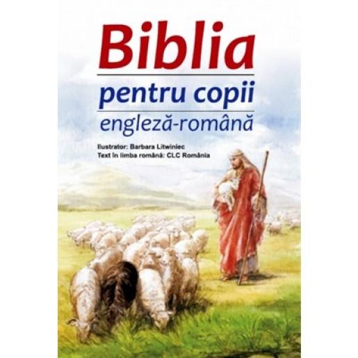 Biblia pentru copii Engleza - Romana