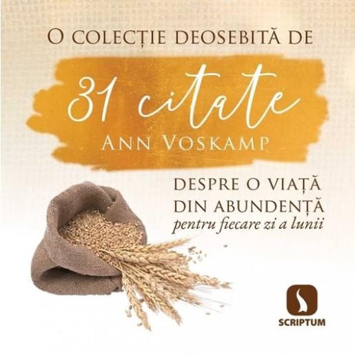 31 citate Ann Voskamp
