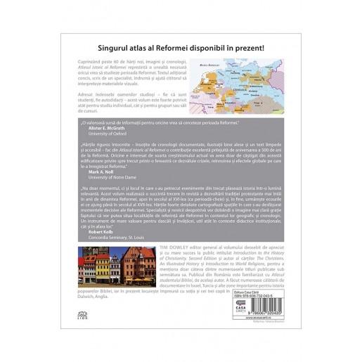 Atlas istoric al Reformei