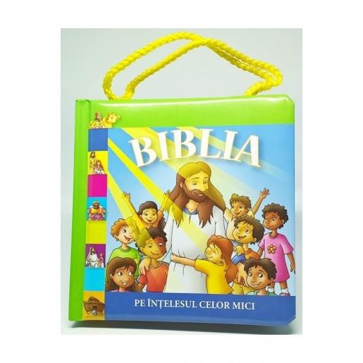 Biblia pe intelesul celor mici - tip gentuta