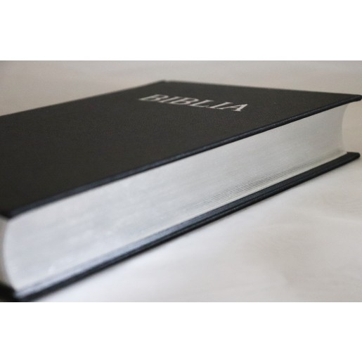 Biblie mare 073 CTR aurie/argintie