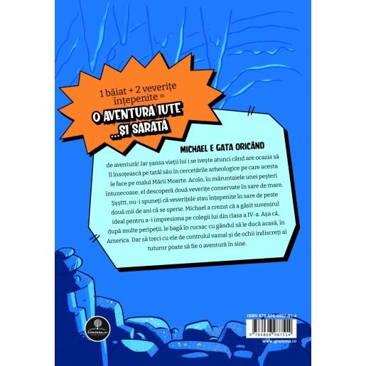 Calatoria Veveritelor - Veveritele de la Marea Moarta, vol. 1