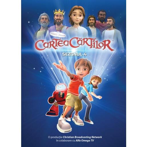 DVD - Cartea cartilor - Sezonul 4