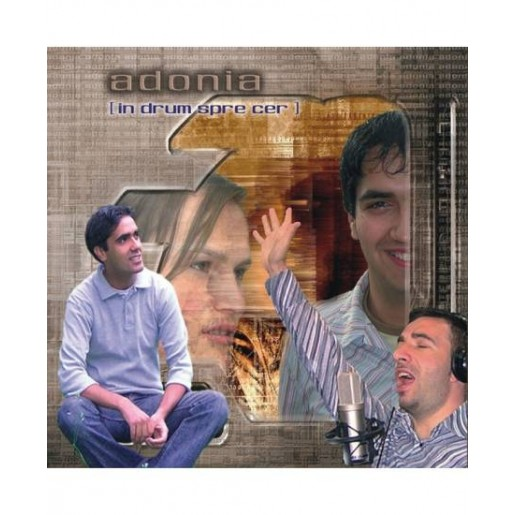 CD Adonia - În drum spre cer