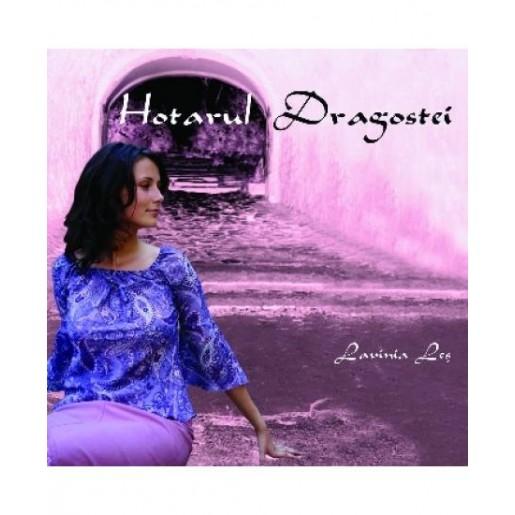 CD Lavinia Leș - Hotarul dragostei