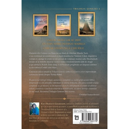 Cunună în cer Trilogia Genezei (vol 3)