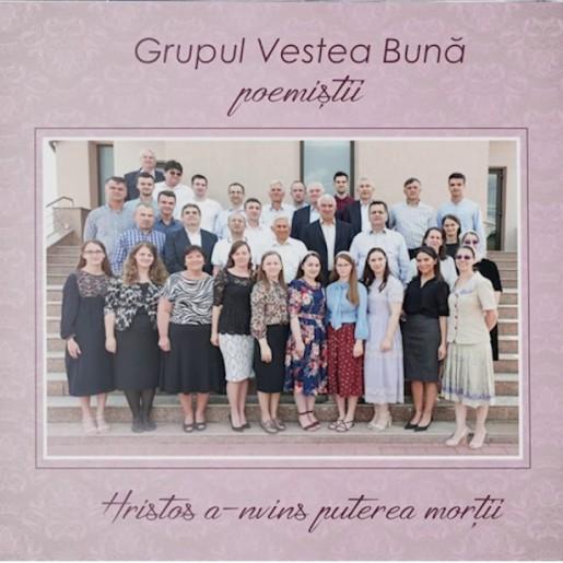 CD Grupul Vestea Buna poemistii - Hristos a-nvins puterea mortii