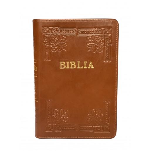 Biblie medie 057 HM cu fermoar