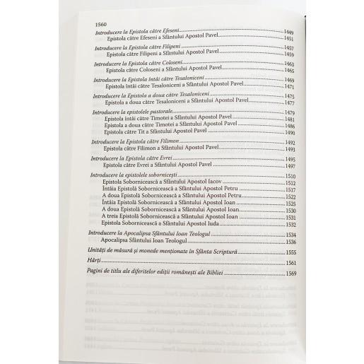 Biblia – ediție omagială 100 de ani de la Marea Unire