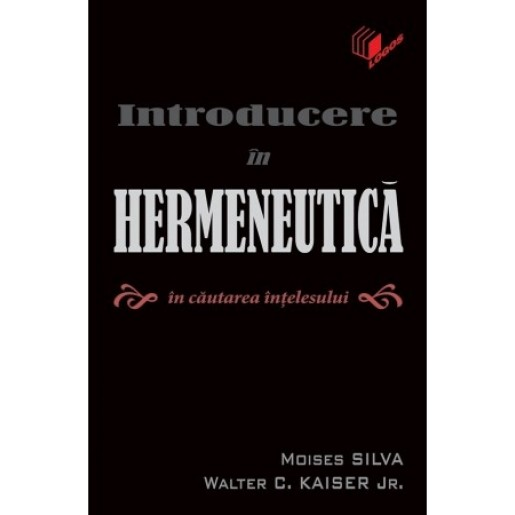 Introducere in Hermeneutica