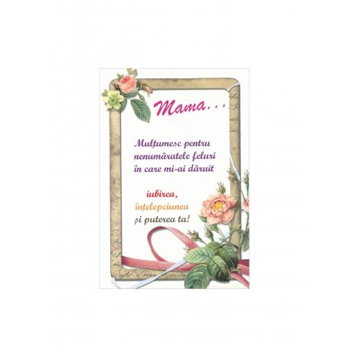 Felicitare pentru mamă