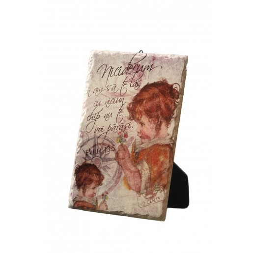 Tablou ceramic cu verset
