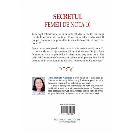 Secretul femeii de nota 10