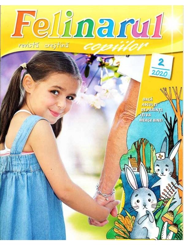 Revista Felinarul copiilor