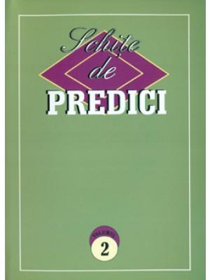 Schite de predici vol. II