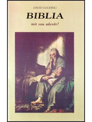 Biblia mit sau adevar?