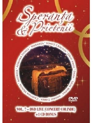 DVD - Speranta si prietenii #7