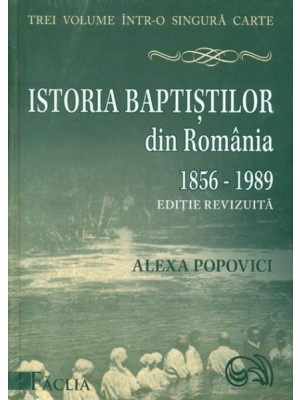 Istoria baptistilor din Romania 1856 - 1989
