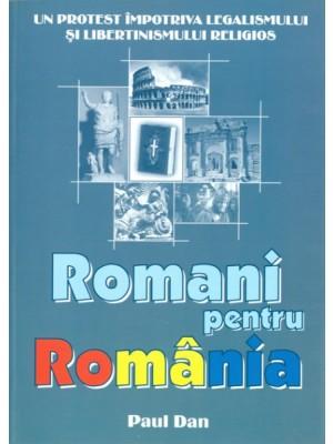 Romani pentru Romania